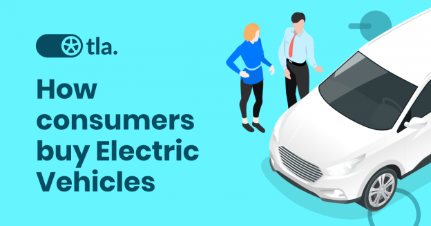 How consumers buy Electric Vehicles – Cover Image