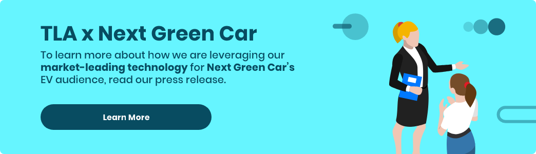 Final Image to show the Next Green Car and TLA partnership